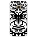 COVER GUERRIERO AZTECO per SAMSUNG GALAXY SERIE S, S MINI, A, J, NOTE, ACE, GRAND NEO, PRIME, CORE, MEGA