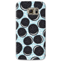 COVER OREO COOL per SAMSUNG GALAXY SERIE S, S MINI, A, J, NOTE, ACE, GRAND NEO, PRIME, CORE, MEGA