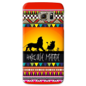 COVER HAKUNA MATATA per SAMSUNG GALAXY SERIE S, S MINI, A, J, NOTE, ACE, GRAND NEO, PRIME, CORE, MEGA
