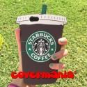 COVER SILICONE MORBIDO STARBUCKS COFFEE