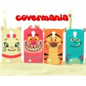 COVER SILICONE MORBIDO PER GALAXY MONSTER, MINù, STREGATTO, TIGRO