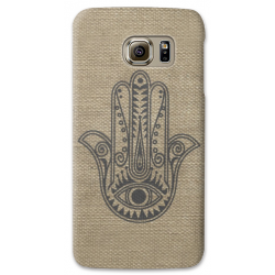 COVER MANO DI FATIMA per SAMSUNG GALAXY SERIE S, S MINI, A, J, NOTE, ACE, GRAND NEO, PRIME, CORE, MEGA