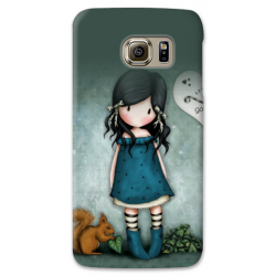 COVER SANTORO GORJUSS per SAMSUNG GALAXY SERIE S, S MINI, A, J, NOTE, ACE, GRAND NEO, PRIME, CORE, MEGA
