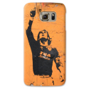 COVER TOTTI MURO per SAMSUNG GALAXY SERIE S, S MINI, A, J, NOTE, ACE, GRAND NEO, PRIME, CORE, MEGA