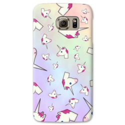 COVER UNICORNO per SAMSUNG GALAXY SERIE S, S MINI, A, J, NOTE, ACE, GRAND NEO, PRIME, CORE, MEGA