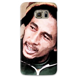 COVER BOB MARLEY per SAMSUNG GALAXY SERIE S, S MINI, A, J, NOTE, ACE, GRAND NEO, PRIME, CORE, MEGA