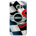 COVER MINI COOPER FLAG per ASUS HTC HUAWEI LG SONY BLACKBERRY NOKIA