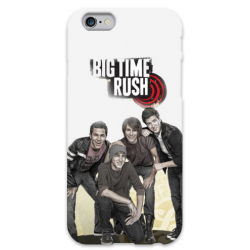 COVER BIG TIME RUSH per iPhone 3g/3gs 4/4s 5/5s/c 6/6s Plus iPod Touch 4/5/6 iPod nano 7
