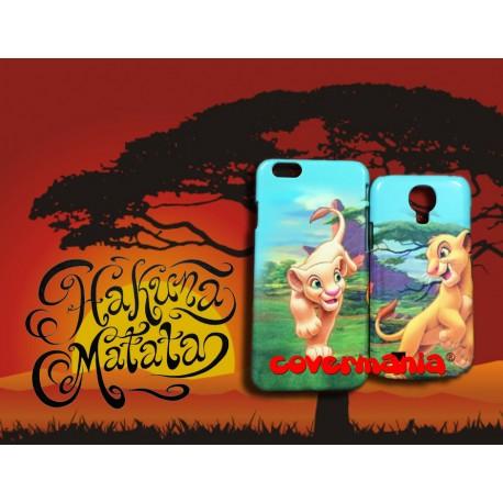 COVER DI COPPIA UP Re Leone Simba e Mafusa