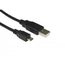 CAVO MICRO USB RICARICA + SYNC PER SAMSUNG SONY HUAWEI LG HTC ASUS....