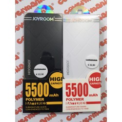 POWER BANK JOYROOM 5000 mAh con torcia led