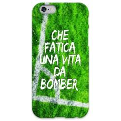 COVER CHE FATICA UNA VITA DA BOMBER per iPhone 3g/3gs 4/4s 5/5s/c 6/6s Plus iPod Touch 4/5/6 iPod nano 7