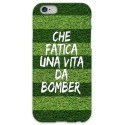 COVER CHE FATICA UNA VITA DA BOMBER per iPhone 3g/3gs 4/4s 5/5s/c 6/6s Plus iPod Touch 4/5/6 iPod nano 7