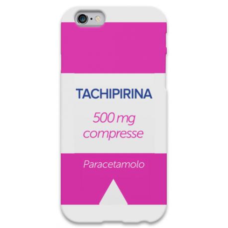COVER TACHIPIRINA per iPhone 3g/3gs 4/4s 5/5s/c 6/6s Plus iPod Touch 4/5/6 iPod nano 7