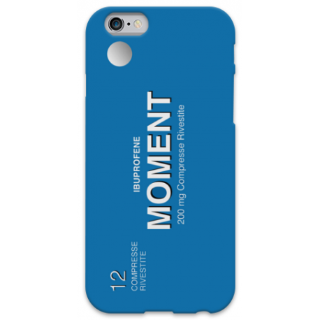 COVER TACHIPIRINA per iPhone 3g/3gs 4/4s 5/5s/c 6/6s Plus iPod Touch 4/5/6 iPod nano 7