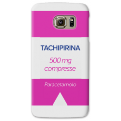 COVER TACHIPIRINA per SAMSUNG GALAXY SERIE S, S MINI, A, J, NOTE, ACE, GRAND NEO, PRIME, CORE, MEGA