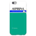 COVER ASPIRINA Pharmacy case per iPhone 3g/3gs 4/4s 5/5s/c 6/6s Plus iPod Touch 4/5/6 iPod nano 7