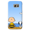COVER SNOOPY MARE per ASUS HTC HUAWEI LG SONY BLACKBERRY NOKIA