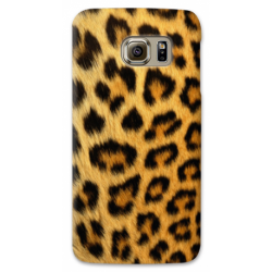 COVER TIGRE LEOPARDO per ASUS HTC HUAWEI LG SONY BLACKBERRY NOKIA