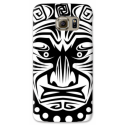 COVER GUERRIERO AZTECO per ASUS HTC HUAWEI LG SONY BLACKBERRY NOKIA