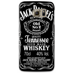 COVER JACK DANIEL'S per ASUS HTC HUAWEI LG SONY BLACKBERRY NOKIA