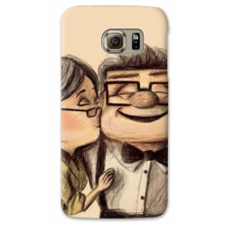 COVER UP CARL E ELLIE PER ASUS HTC HUAWEI LG SONY BLACKBERRY NOKIA