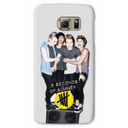 COVER 5 SECONDS OF SUMMER PER ASUS HTC HUAWEI LG SONY BLACKBERRY NOKIA