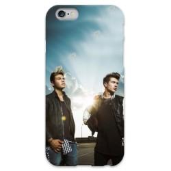 COVER BENJI E FEDE per iPhone 3g/3gs 4/4s 5/5s/c 6/6s Plus iPod Touch 4/5/6 iPod nano 7