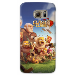 COVER CLASH OF CLAN PER ASUS HTC HUAWEI LG SONY BLACKBERRY NOKIA