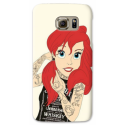 COVER ARIEL SIRENETTA TATTOO PER ASUS HTC HUAWEI LG SONY BLACKBERRY NOKIA