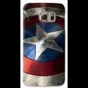 COVER CAPITAN AMERICA SCUDO PER ASUS HTC HUAWEI LG SONY BLACKBERRY