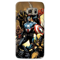COVER AVENGERS PER ASUS HTC HUAWEI LG SONY BLACKBERRY