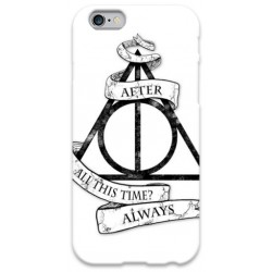 COVER HARRY POTTER ALWAYS per iPhone 3g/3gs 4/4s 5/5s/c 6/6s Plus iPod Touch 4/5/6 iPod nano 7