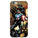 COVER AVENGERS per iPhone 3g/3gs 4/4s 5/5s/c 6/6s Plus iPod Touch 4/5/6 iPod nano 7