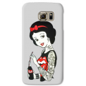 COVER BIANCANEVE TATTOO COCACOLA PER ASUS HTC HUAWEI LG SONY BLACKBERRY