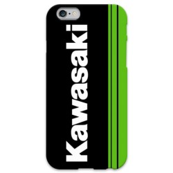 COVER KAWASAKI racing per iPhone 3g/3gs 4/4s 5/5s/c 6/6s Plus iPod Touch 4/5/6 iPod nano 7
