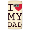 COVER I LOVE MY DAD PER ASUS HTC HUAWEI LG SONY BLACKBERRY