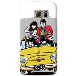 COVER LUPIN 500 2 per SAMSUNG GALAXY SERIE S, S MINI, A, J, NOTE, ACE, GRAND NEO, PRIME, CORE, MEGA