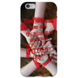 COVER BRACCIALETTI ROSSI per iPhone 3g/3gs 4/4s 5/5s/c 6/6s Plus iPod Touch 4/5/6 iPod nano 7