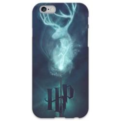 COVER HARRY POTTER Cervo Patronus per iPhone 3g/3gs 4/4s 5/5s/c 6/6s Plus iPod Touch 4/5/6 iPod nano 7