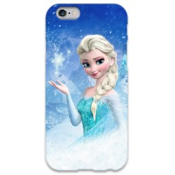 COVER ELSA Frozen per iPhone 3g/3gs 4/4s 5/5s/c 6/6s Plus iPod Touch 4/5/6 iPod nano 7