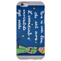 COVER IL PICCOLO PRINCIPE per iPhone 3g/3gs 4/4s 5/5s/c 6/6s Plus iPod Touch 4/5/6 iPod nano 7
