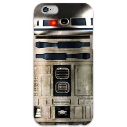 COVER R2-D2 Star Wars per iPhone 3g/3gs 4/4s 5/5s/c 6/6s Plus iPod Touch 4/5/6 iPod nano 7