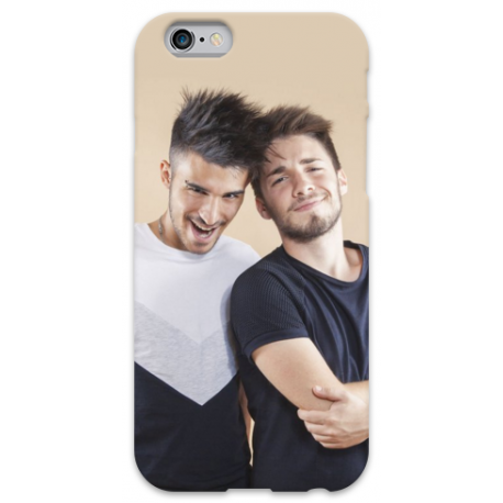 COVER MATT E BISE per iPhone 3g/3gs 4/4s 5/5s/c 6/6s Plus iPod Touch 4/5/6 iPod nano 7