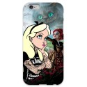 COVER ALICE TATTOO per iPhone 3g/3gs 4/4s 5/5s/c 6/6s Plus iPod Touch 4/5/6 iPod nano 7