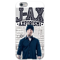 COVER J-AX per iPhone 3g/3gs 4/4s 5/5s/c 6/6s Plus iPod Touch 4/5/6 iPod nano 7
