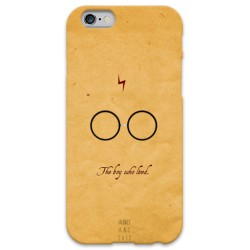COVER HARRY POTTER per iPhone 3g/3gs 4/4s 5/5s/c 6/6s Plus iPod Touch 4/5/6 iPod nano 7