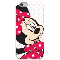 COVER MINNIE per iPhone 3g/3gs 4/4s 5/5s/c 6/6s Plus iPod Touch 4/5/6 iPod nano 7