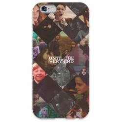 COVER HARRY POTTER COLLAGE per iPhone 3g/3gs 4/4s 5/5s/c 6/6s Plus iPod Touch 4/5/6 iPod nano 7