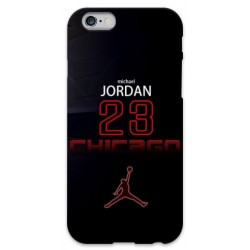 COVER MICHAEL JORDAN 23 per iPhone 3g/3gs 4/4s 5/5s/c 6/6s Plus iPod Touch 4/5/6 iPod nano 7
